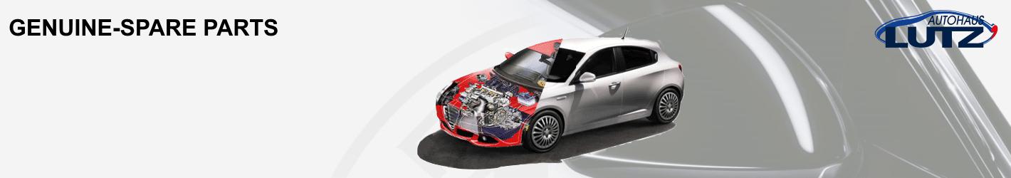 Alfa Romeo Genuine Spare Parts with free Catalog