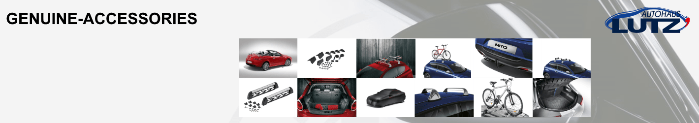 Alfa Romeo Genuine Accessories