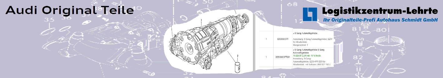 Audi Orginal Ersatzteile