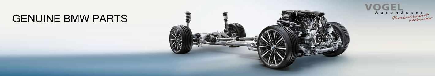 BMW Genuine Spare Parts