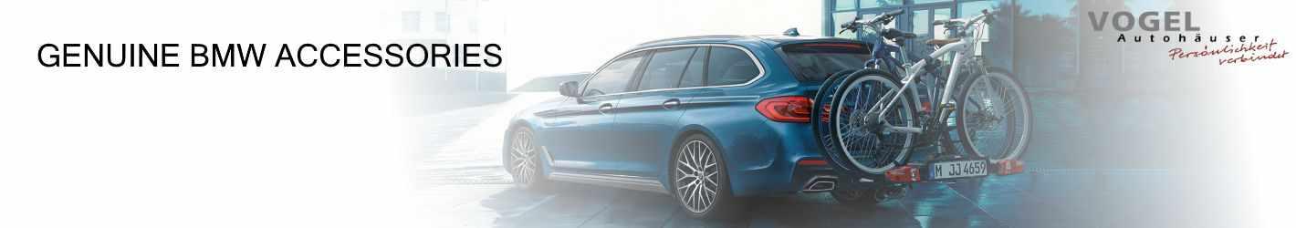 BMW Genuine Accessories