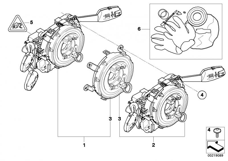 83192179894 Repair Kit BMW spare part online
