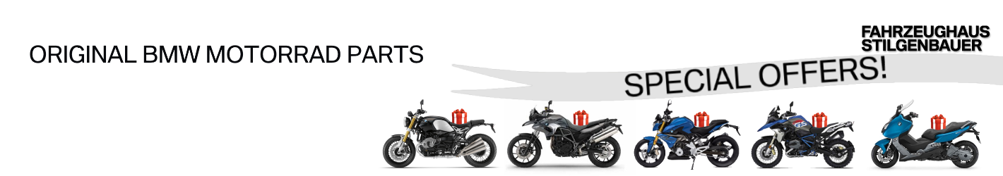 BMW Motorrad Special Offers
