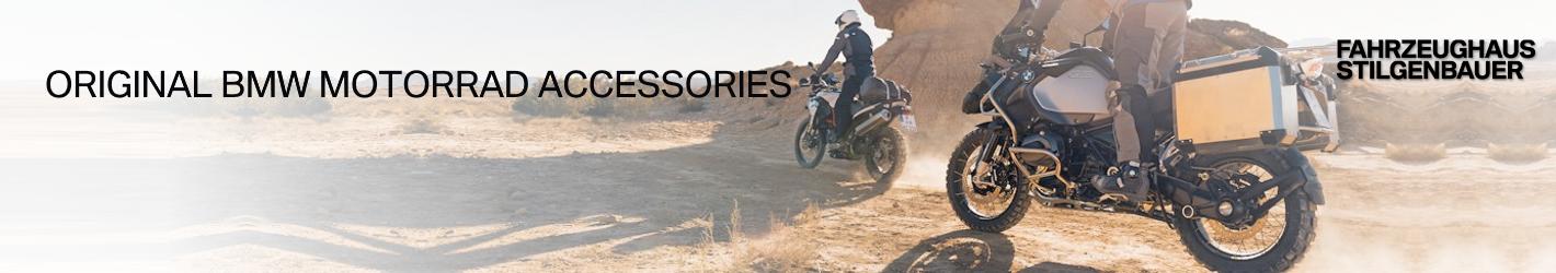 BMW Motorrad Genuine Accessories