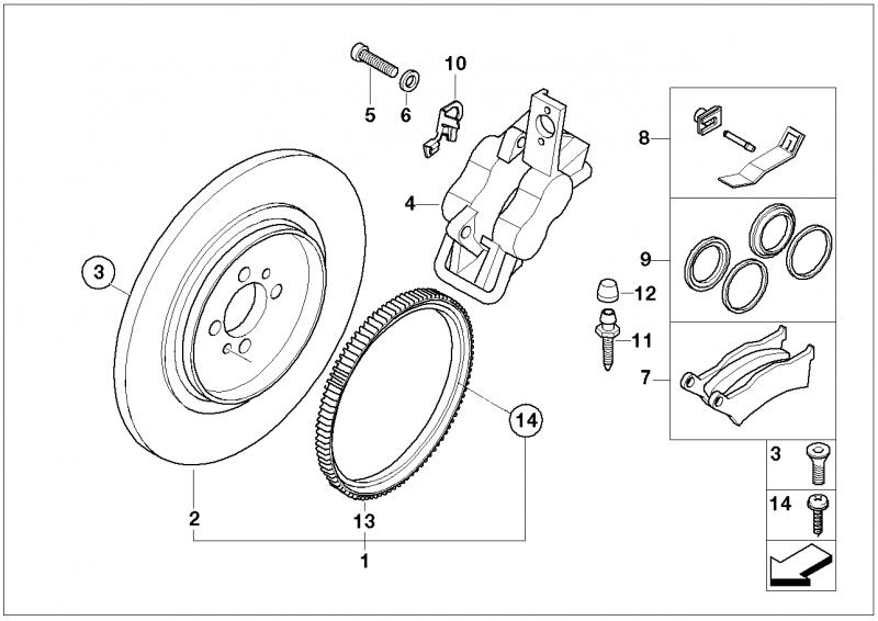 34212330021 senkschraube bmw motorrad online g nstig kaufen. Black Bedroom Furniture Sets. Home Design Ideas
