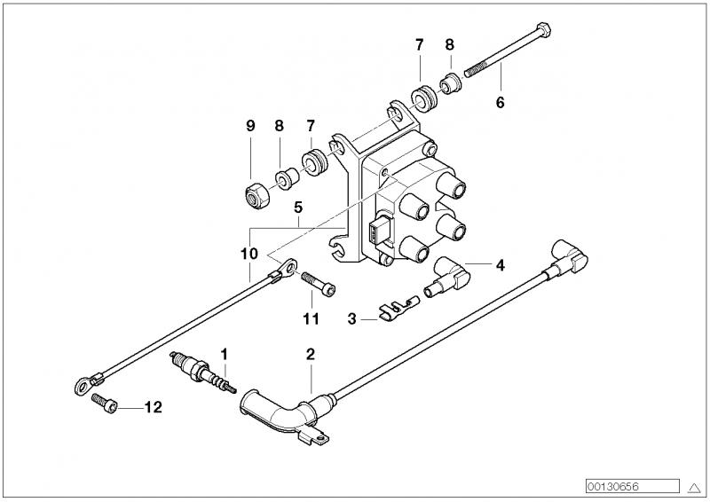 12121465104 zuendkerze bmw motorrad ersatzteil online. Black Bedroom Furniture Sets. Home Design Ideas
