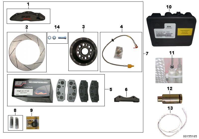 34110417114 befestigungssatz bmw motorrad ersatzteil online. Black Bedroom Furniture Sets. Home Design Ideas