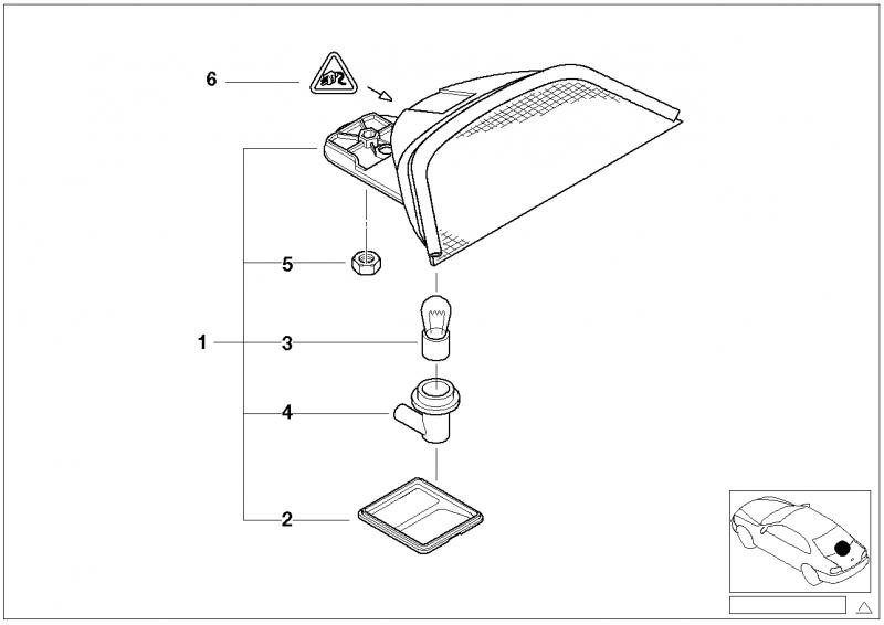 63258375599 lampenfassung bmw motorrad ersatzteil online. Black Bedroom Furniture Sets. Home Design Ideas
