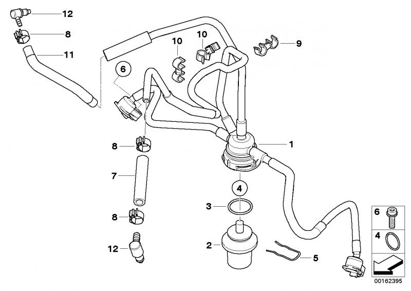 13537674765 schnellkupplung bmw motorrad ersatzteil online. Black Bedroom Furniture Sets. Home Design Ideas