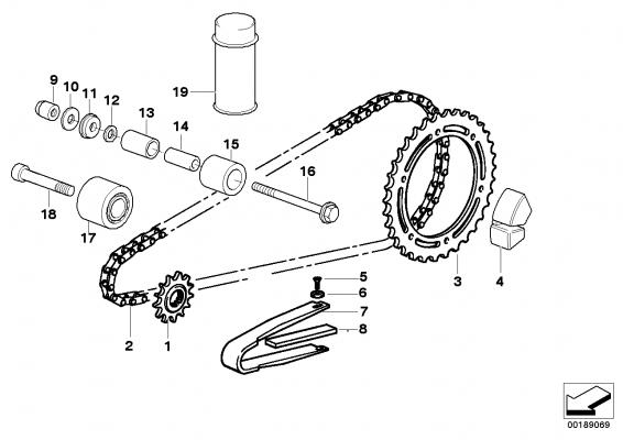 27722345831 rolle bmw motorrad online g nstig kaufen. Black Bedroom Furniture Sets. Home Design Ideas