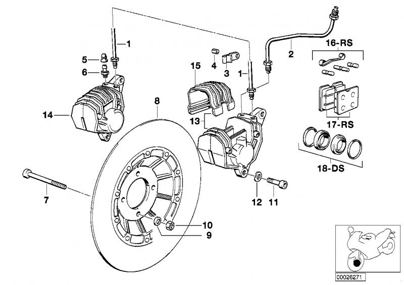34111454653 abdeckkappe bmw motorrad online g nstig kaufen. Black Bedroom Furniture Sets. Home Design Ideas