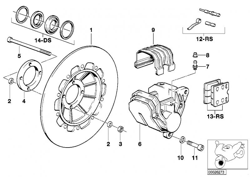 34111454174 abdeckkappe bmw motorrad ersatzteil online. Black Bedroom Furniture Sets. Home Design Ideas