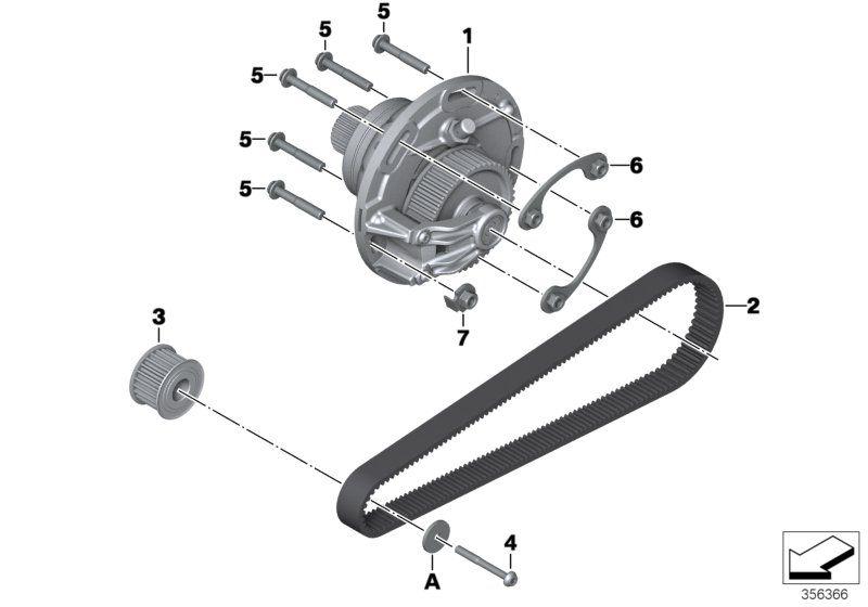 33758545166 befestigungsblech bmw motorrad ersatzteil online. Black Bedroom Furniture Sets. Home Design Ideas