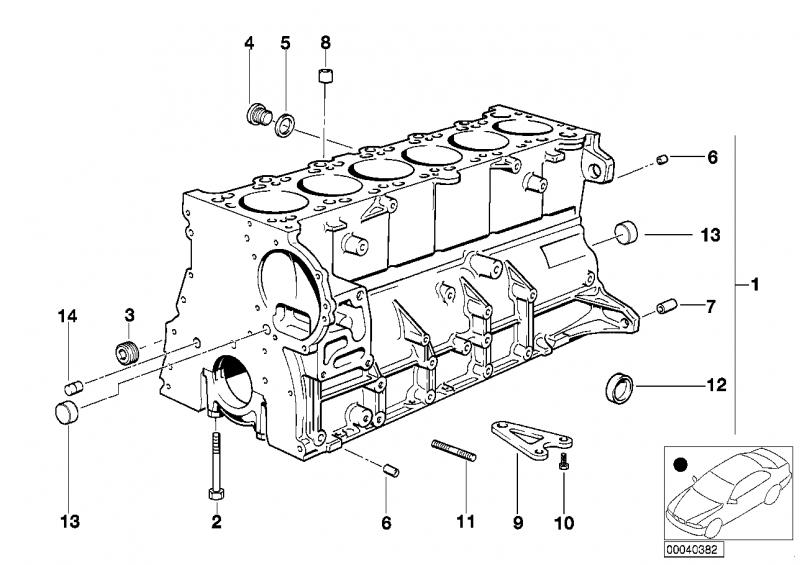 07119905428 verschlussschraube bmw motorrad ersatzteil. Black Bedroom Furniture Sets. Home Design Ideas