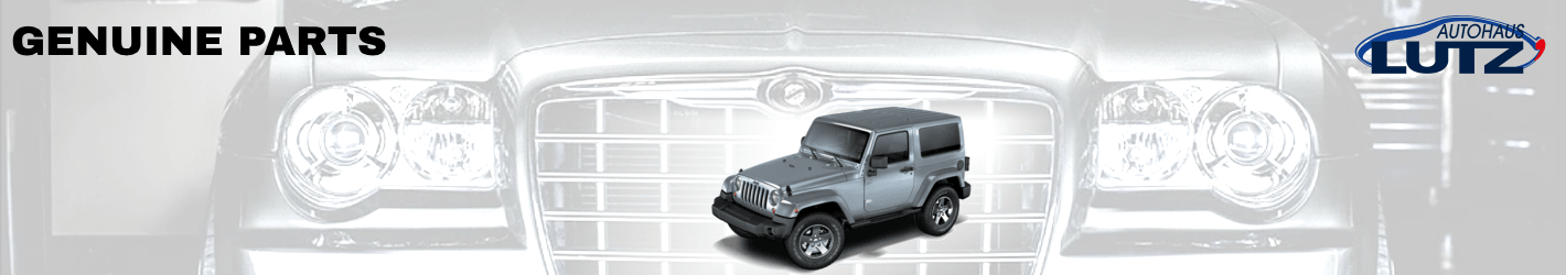 Chrysler Jeep Ram and Dodge Genuine Spare Parts