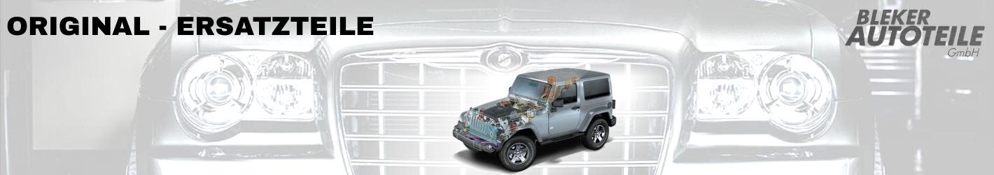 Chrysler, Jeep and Dodge Ersatzteilkatalog