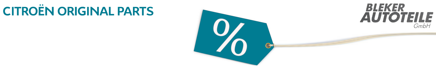 Citroën 10% Discount