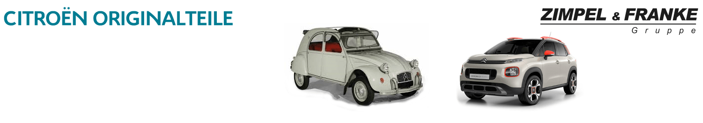 Citroën Original Ersatzteile