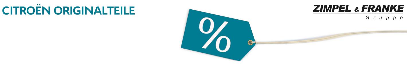 Citroën 10% Rabatt
