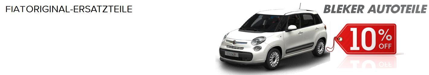 Fiat 10% Rabatt
