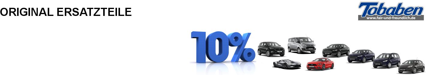 Ford 10% Rabatt