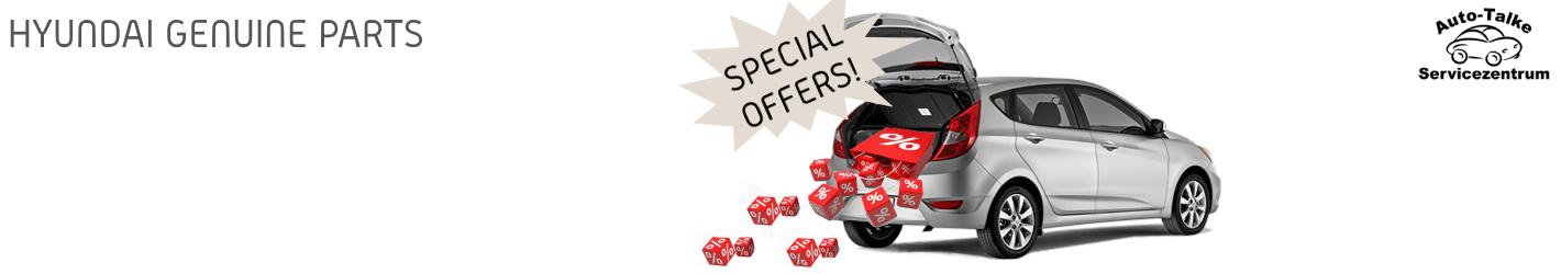 Hyundai Special Offers