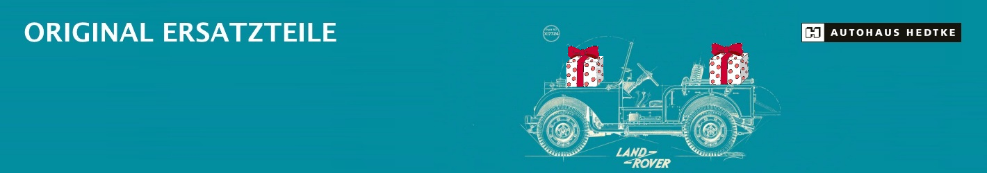 Land Rover Sonderangebote