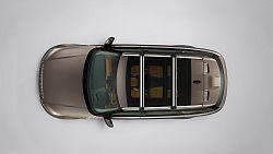 VPLYR0162 Dachquerträger Range Rover Velar