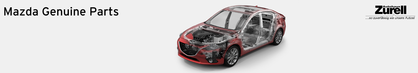 Mazda Genuine Spare Parts Catalog