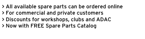 Mazda Genuine Parts with free spare parts catalog