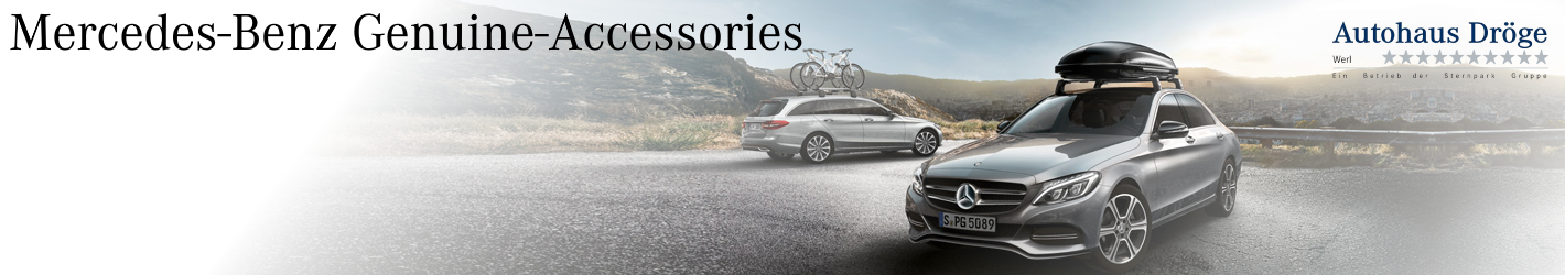 Mercedes Genuine Accessories