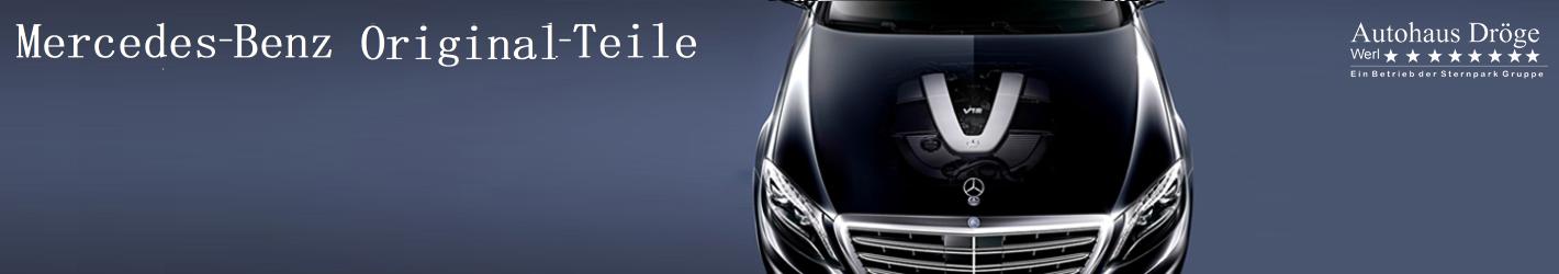 Mercedes Original Ersatzteile