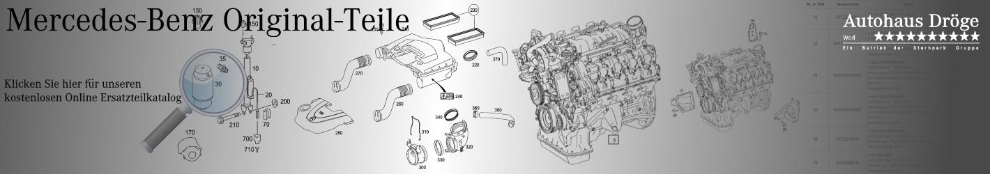 Mercedes Original Ersatzteile Katalog