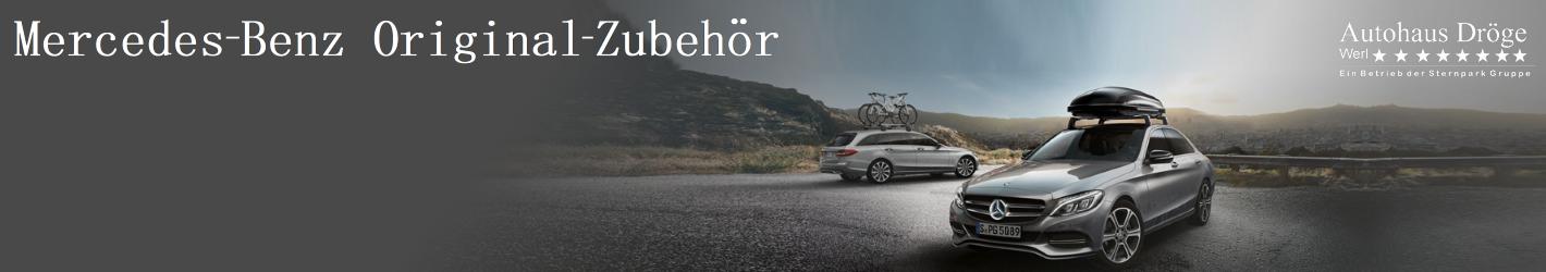 Mercedes Original ZUbehör