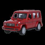Modellauto G-Klasse, Pullback 1:43 rot