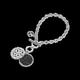 B6 6 95 3118 Armband mit Swarovski-Kristallen