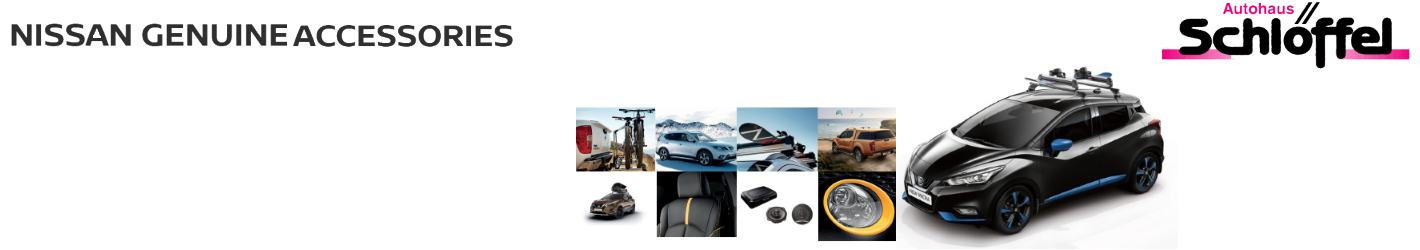 Nissan Genuine Accessories