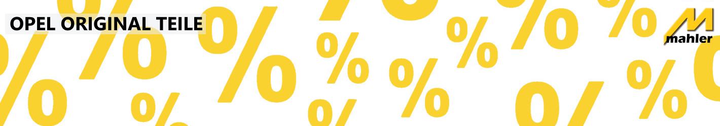 Opel 10% Rabatt