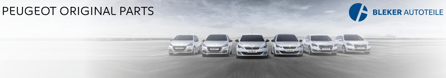 Peugeot Genuine Spare Parts