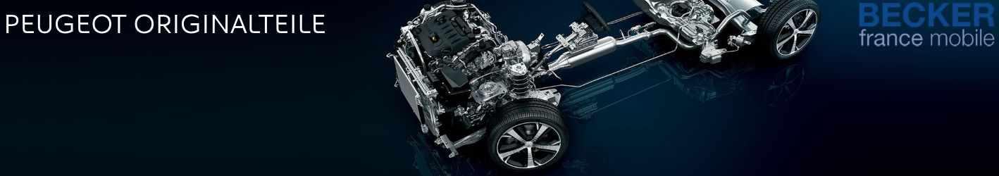 Peugeot Ersatzteile