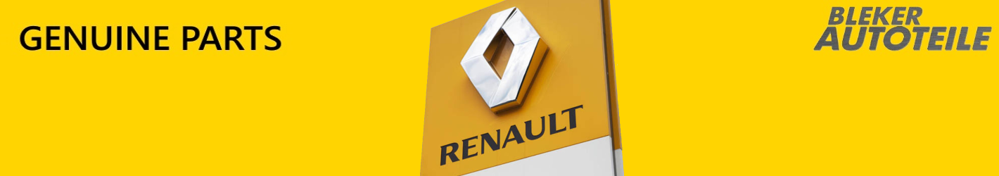 Renault Genuine Parts with free spare parts catalog