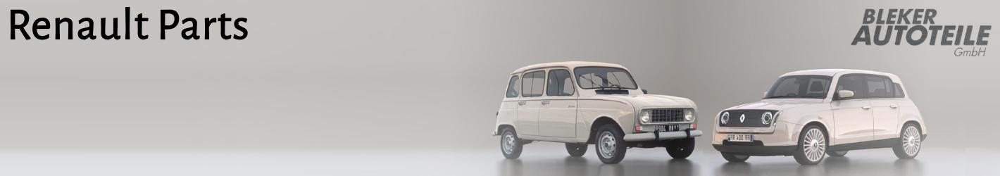 Renault Genuine Spare Parts