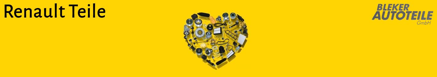 Renault Orginal Ersatzteile mit kostenloser katalog