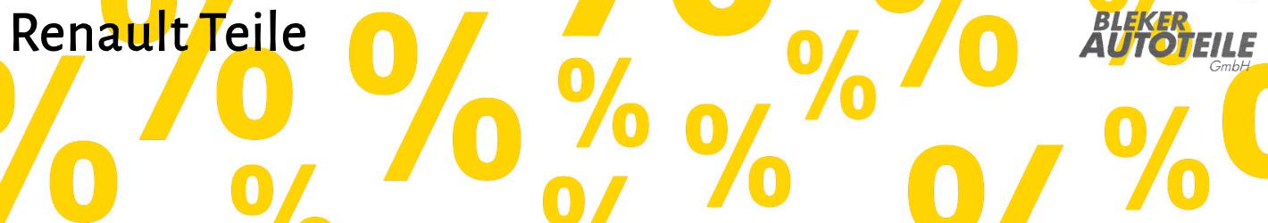 Renault 10% Rabatt