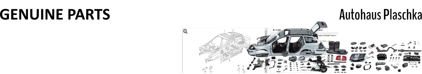 Skoda Genuine Parts