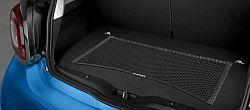 A   453 868 01 74 Original smart Gepäcknetz für Kofferraumboden klettbar fortwo