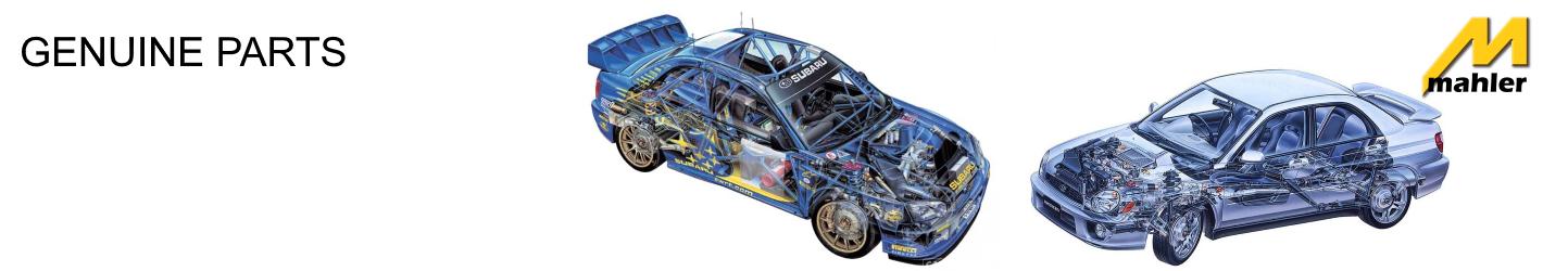 Subaru Genuine Spare Parts Catalog