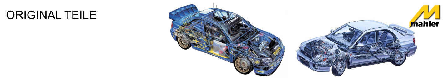 Subaru Original Ersatzteile Katalog