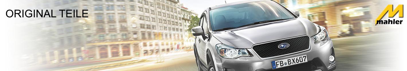 Subaru Deaker Vorteile