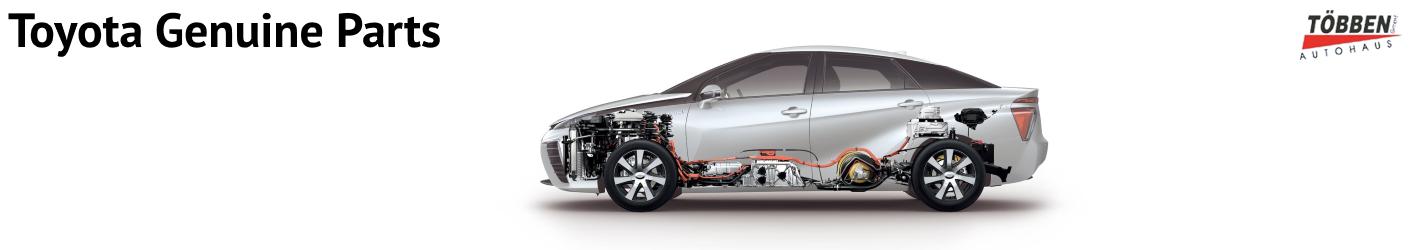 Toyota Genuine Spare Parts Catalog